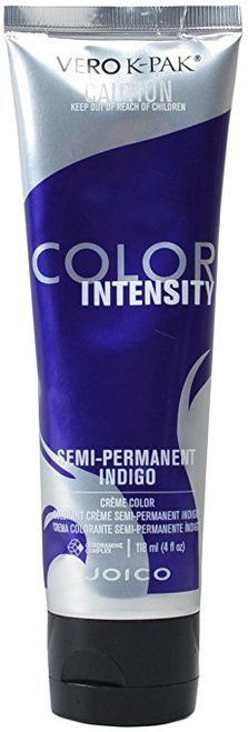Joico Vero K-Pak Color Intensity Semi-Permanent Hair Color - Indigo 4oz