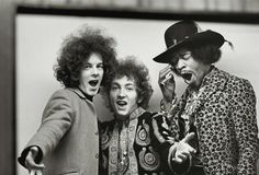 Jimi Hendrix Experience Mitch Noel London wallpaper