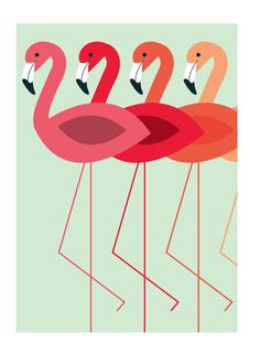 ***Christmas shut down*** Thank you for visiting Nordic Design House. Any orders placed after Tuesday 20th December will be dispatched on Tuesday 3rd January. I will be able to respond to messages so if you have any questions at all please get in touch. Wishing you a very merry Christmas.  Scandinavian wall art. A modern minimalist Flamingo print.  Lots more minimalist prints are available here: www.etsy.com/uk/shop/NordicDesignHouse?ref=hdr_shop_menu&section_id=1...