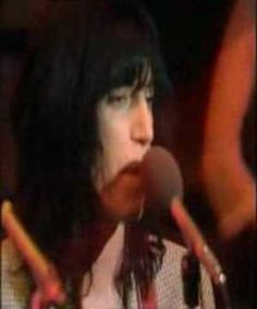 "Patti Smith Group--1976 Live TV appearance on OGWT.  Horses, Hey Joe and more medley.  Like Patti, Lenny Kaye was involved in the business since the late 60's.  He put together the ""Nuggets"" one hit wonder garage rock album that is always on the Rolling Stone 500 list."