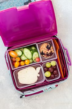 We're getting ready to go back to school and that means finding new ways to make school lunch exciting, nutritious, and tasty. You're not with your kids while they're at school, so you want to do all you can to ensure they'll be getting enough calories and nutrition to sustain them all day. One way to make lunch more fun is by using a bento box like the ones you see here from Bentology. The multiple compartments help keep food separated, and easily accessible. Kids can see...