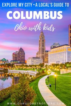 Fun things to do in and around Columbus Ohio when travelling as a family.  A local's guide to the best things to see and do, where to eat and stay in Columbus | US Family Vacation | US Family Raod Trip | Family Travel Ides | Travel with Kids to Columbus Ohio