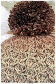 Suvikumpu: The PiPO-ohje Crafts To Do, Knit Patterns, Mittens, Knitted Hats, Knit Crochet, Winter Hats, Knitting, Womens Fashion, Diy