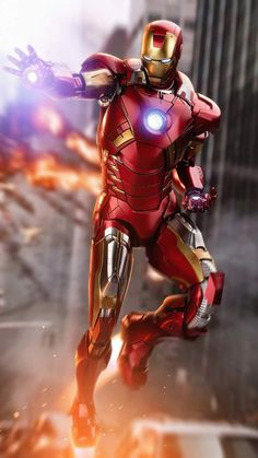 Iron Man 4K IPhone Wallpaper - IPhone Wallpapers