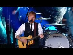 Just Love this song!!    Ed Sheeran - Thinking Out Loud - Grammy Awards 2015 Performance (HD)