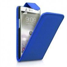 Funda Optimus L9 - Tapa Azul  AR$ 34,65