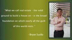 Bryan Susilo: Bryan Susilo - Real Estate Agent