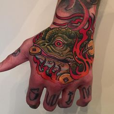 Did this little Jin chan (money frog) today on @zakchai should be a millionaire in no time at all mate tatt2@hotmail.co.uk