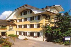 VCH-Hotel Sunnehuesi, Krattigen, Thunersee, Berner Oberland, Schweiz / Switzerland, www.vch.ch/sunnehuesi/.