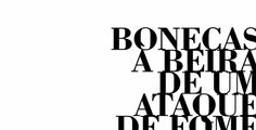 ENJOY #1_Ep. 2 Regina Guerreiro   Bonecas à Beira de Um Ataque de Fome