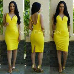 NEW ARRIVALS ONLINE NOW  Vivian (Yellow) Midi Dress perfect for any occasionSlip on fit, Super Soft/Thick/Quality material, not c-thru, Stretchy and true to sizeS-L $34.99✅ Dont miss out and order your, Orders over $75 receive FREE SHIPPING #tinasfashion#newarrivals#mididress#style#comfy#fashion#chic#onlineboutique#ootd#ootn#fashionicon#fashionista#vegas_nay#hudabeauty#amrezy#crochet#fashionista#fashionicon#fashiongram