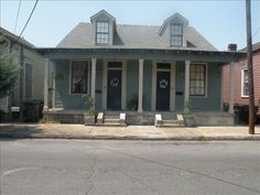Marigny-Bywater Vacation Rental - VRBO 291843 - 3 BR New Orleans House in LA, Stay Here! Historic 1850 in Marigny - 5 Blks to Quarter, Sleeps 11!