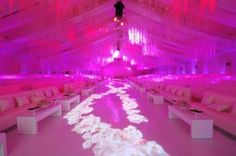 modern wedding decorations