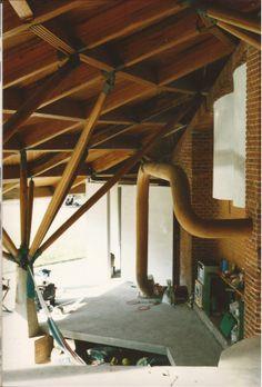 Casa en tepoztl n morelos 131 see more ideas about photos - Casas de madera laminada ...