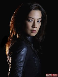 Ming-Na Wen stars as Agent May in Marvel's Agents of S.H.I.E.L.D.