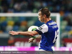 O russo Marat Izmaylov foi figura de destaque do Sporting - FC Porto, após ter trocado os leões pelos dragões no mercado de Inverno.