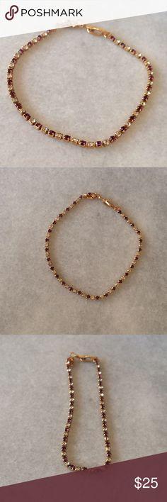 Vintage tennis bracelet Vintage Vintage Jewelry Bracelets