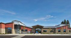 Snowdon Elementary School, Cheney Public Schools - NAC Architecture: Architects in Seattle & Spokane, Washington, Los Angeles, California