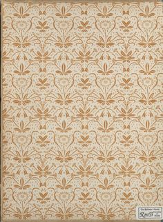 endpaper - love this pattern