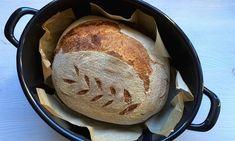 Pekárkův velmi snadný chléb – 3 varianty – Vůně chleba Kefir, Bread, Russian Recipes, Food, Polish, Vitreous Enamel, Brot, Essen, Baking