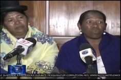 Senadora De Bolivia Solidaridad Con Los Haitianos