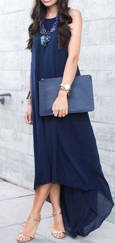 Damen Vintage Volltonfarbe Chinesisch Wei/ß Cheongsam Button Slim Kleid Punk Style Kleid