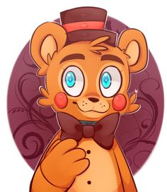 Toy Freddy is adorable!!!