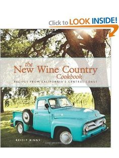 New Wine Country Cookbook (New Cookbooks -- Week of May 6, 2013 » Cooks)