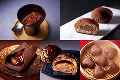 セブンからとろける5つのチョコスイーツが新発売! あなたは贈る? 食べちゃう?  1/17以降順次発売です! #セブンイレブン #セブン #チョコレート #スイーツ #バレンタイン