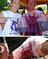 Sept 27-29, 2013 - Grape Stomp at Valley of the Moon Vintage Festival. #sonomaharvest2013 #sonoma #harvest #events