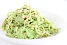 Spaghetti met doperwtenpesto – 5 OR LESS
