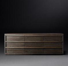 Bezier 9-Drawer Large Dresser