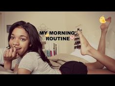 Summer Morning Routine 2014☼