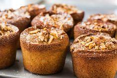 Yeo Valley's Banana, Walnut and Cinnamon Muffins Recipe