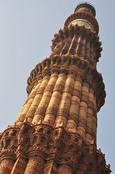 Qutub Minar, New Delhi, India