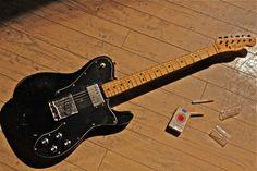 '73 Fender Telecaster Custom                                                                                                                                                                                 もっと見る