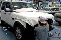 West Coast Custom Wrap job using Avery Dennison vehicle wrap films and overlaminates.