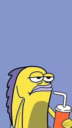 Cartoon Gesicht Tapete SpongeBob Visit the post for more. Funny Lockscreen, Cartoon Wallpaper Iphone, Mood Wallpaper, Iphone Background Wallpaper, Cute Cartoon Wallpapers, Aesthetic Iphone Wallpaper, Wallpaper Spongebob, Plant Wallpaper, Iphone Wallpapers