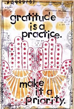 Gratitude is an instant mood lifter. Take 5 minutes to write down everything you're grateful for. Make a practice of gratitude and watch your perspective shift! Life Quotes Love, Great Quotes, Me Quotes, Inspirational Quotes, Yoga Quotes, Vision Quotes, Meaningful Quotes, The Words, Cool Words