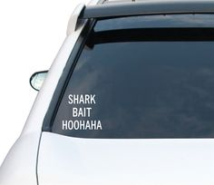 Funny Car Decals   20 Options!   Jane