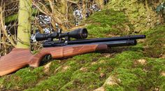 Gun & Shooting Review - The Air Arms S510 Carbine - Adjustable power