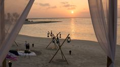 Another hit in Maldives' heavy rotation: Knockin' on Heaven's Door Maldives, Wind Turbine, Paradise, Heaven, Earth, Doors, Celestial, Sunset, Places