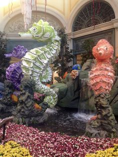 The Bellagio Gardens | Amy's Creative Pursuits