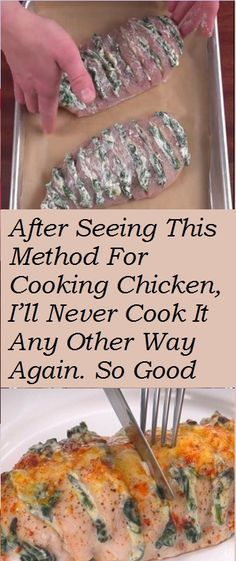 After Seeing This Method For Cooking Chicken, I'll Never Cook It Any Other Way Again. So Good