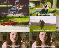 Oh how i have always wanted this. When Easy A came out it just reminded me i wasn't the only girl that wanted this.