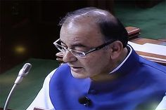 Finance Minister Arun Jaitley, in Washington to attend the spring meetings of