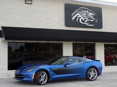 Give your vehicle the look of a custom airbrushed paint job at a fraction of the cost with our new Corvette Stingray Decal Side Sport Fade! The graphic has been digitally printed and laminated on clear print media. Choose either Black Fade or MetallicFade (metallic fade not currently available). Using the finest vehicle wrap technologies this graphic will use your vehicles paint color to provide the background coloring! Simply wash and wax with the rest of your car for years of enjoyment…