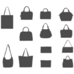 Accessories Shadows 2 Clothing Shadows ❤ liked on Polyvore featuring shadows, effects, clothing shadows, handbags, shadow effects and filler