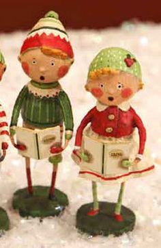 Henry and Holly Come A Caroling, I have Henry and need to get Holly.