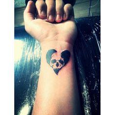 Love/Death Tattoo Machine Head